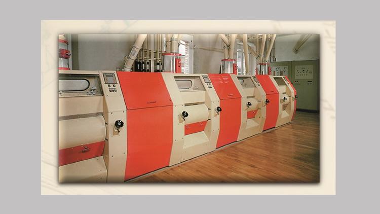Banco de cilindros BCH
