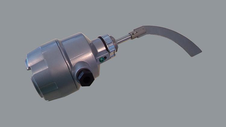 Control e indicador de nivel para silos o tolvas Vibratorio