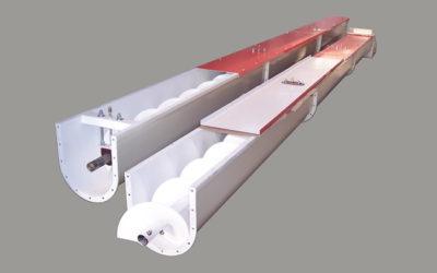 Rosca transportadora HSF