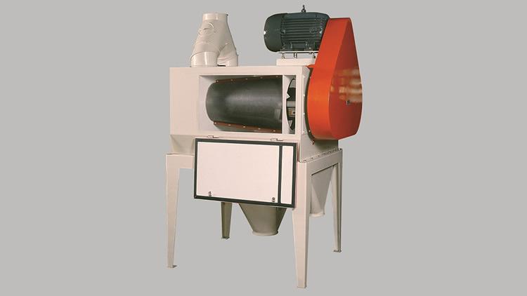 Cernidor cónico de seguridad de harina