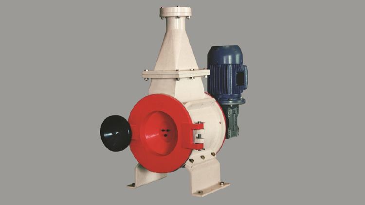 Cernidor de línea CL para el cernido de control de transporte neumático