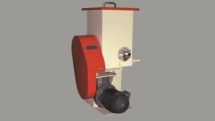 Dosificador micrométrico volumétrico para dosificar producto