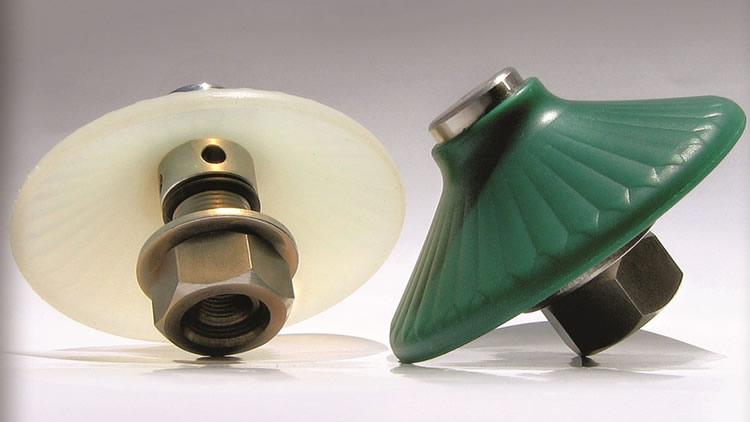 Fluidificador vibrante por aire para silos y tolvas