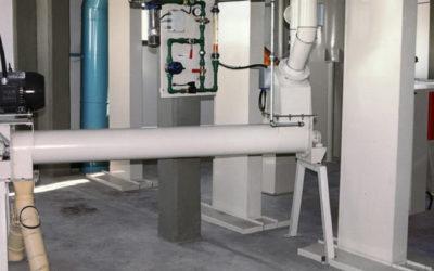 Dosificador humectador automático de granos DAHG