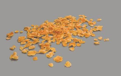 Fabricación de alimentos a base de hojuelas de granos