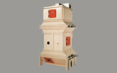 Secador enfriador vertical EFNC