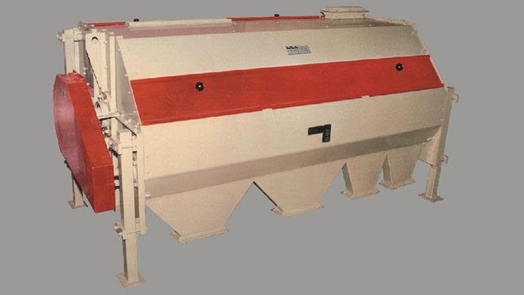 Separador a discos de granos y semillas