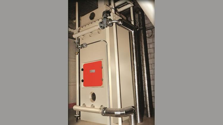 Torre de cocción para tratamiento hidrotérmico de productos